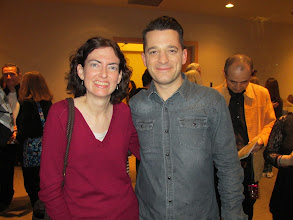 Photo: With O.A.R. lead singer Marc Roberge