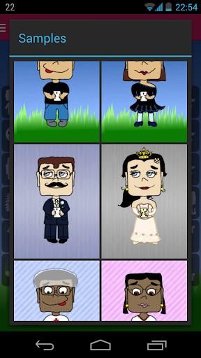 Smartphone Avatar Unlocker screenshot 4