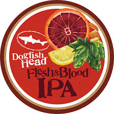 Logo of Dogfish Head Flesh And Blood
