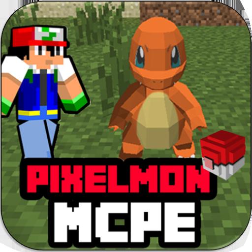 Pixelmon MOD MCPE 0.14.0