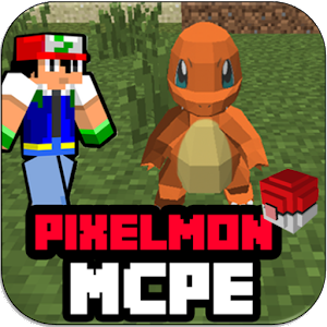 pixelmon mod apk android