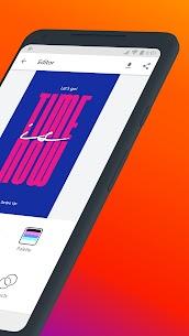 Adobe Spark Post: Graphic Design & Story Templates (MOD, Premium) v4.4.1 2