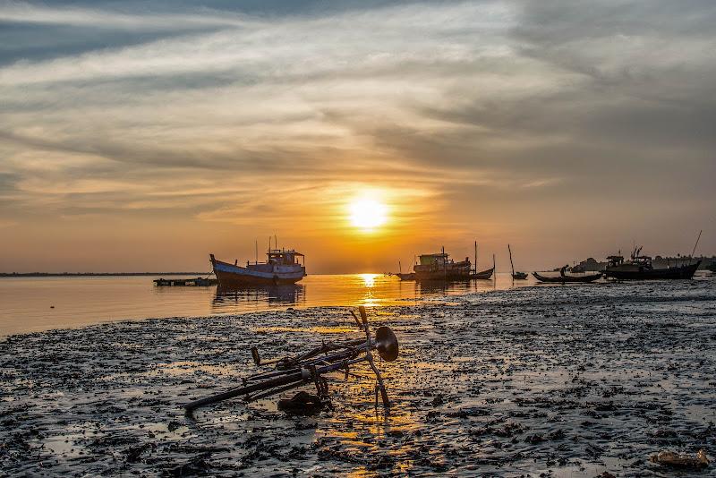 Chaung Thar, Myanmar 2014. di Cristhian Raimondi