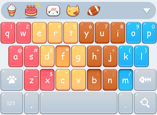 Kitty for FancyKey Keyboard