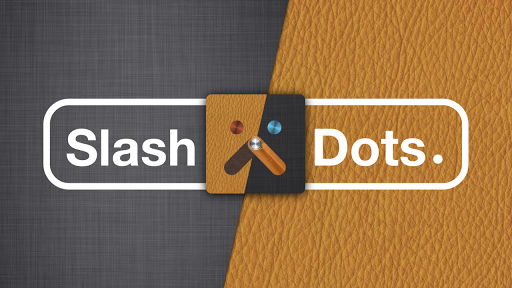 Slash/Dots.  Physics Puzzle for PC