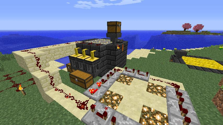 android Tinkers mod Minecraft Ideas Screenshot 3