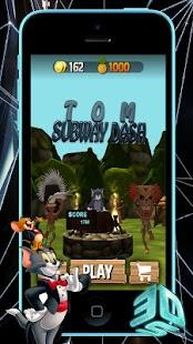 Tom Run Dash - náhled