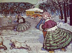 "Photo: Vasilij Kandinskij, ""Inverno"" (1903)"
