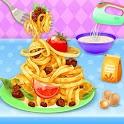 Pasta Cooking Italian Food Maker icon