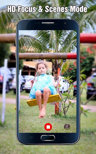 Image of DSLR HD Camera : 4K HD Camera Ultra Blur Effect 5.1 2