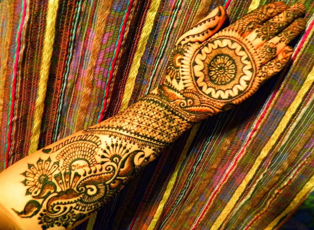 Mehndi design 2017 app download - Mehndi Designs 2017 Screenshot