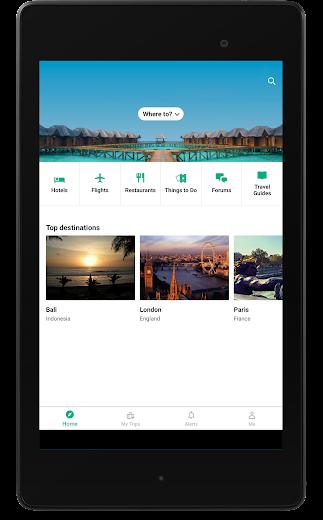 Screenshot 10 for TripAdvisor's Android app'
