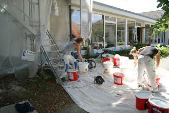 Photo: die Turm-Malerinnen