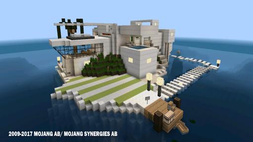 Modern Houses for Minecraft  u2605 1.4.1 screenshots 1