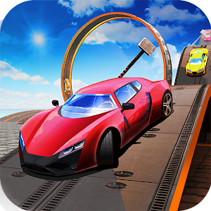 Extreme Sports Car Stunts 3D 1.1 Icon