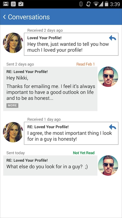 Match™ Dating - Meet Singles- screenshot
