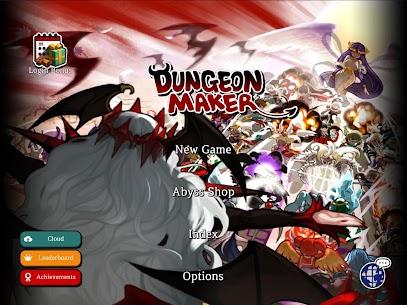 Dungeon Maker MOD Apk 1.9.3 (Unlimited Money/Stones/Magic Souls) 9