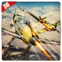Air Combat War 2018: Real Air Fighting Game icon