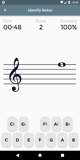 Music Tutor (Sight Reading) 2.1.1 screenshots 2
