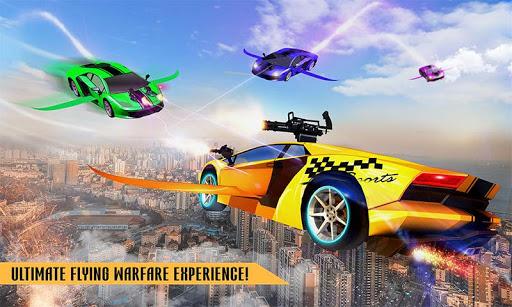 Flying Robot Car - Robot Survival Battle 1.4 de.gamequotes.net 2
