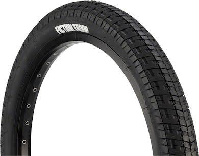 "Fiction BMX Troop Tire 20"" x 2.3"" Black alternate image 0"