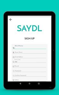 Saydl Pharmacist - náhled