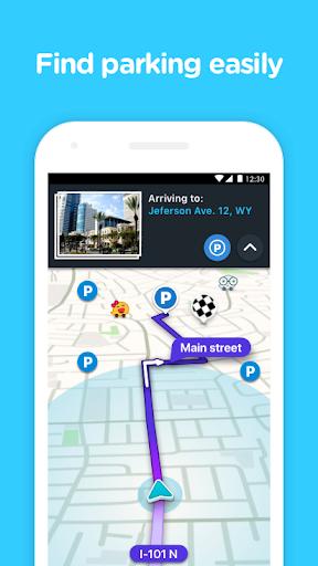 Waze - GPS, Maps, Traffic Alerts & Live Navigation screenshot 7