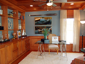 Photo: The study in our PRESTON model at Winding Brook Estates