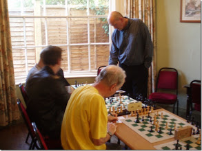 Photo: From top to bottom:Dave Marshall v Andrew Martin, Gareth Williams and Tony Ransom, 
