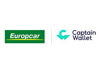 Europcar& Captain Wallet