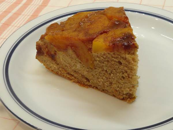 Spicey Peach Cake