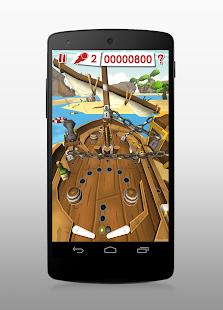 Pinball Planet Screenshot