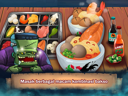Bakso Horror: Cooking Adventure 1.4.0 screenshots 2