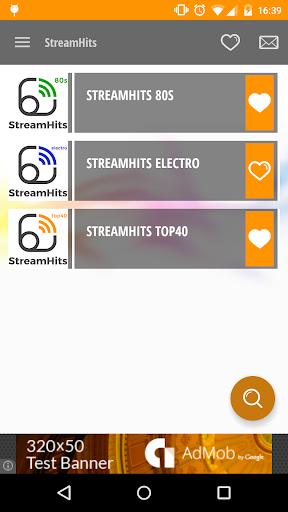 StreamHits