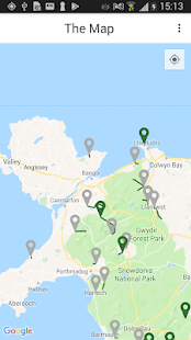 Cycling Climbs of Wales - náhled