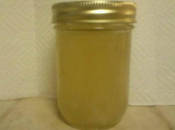 Coconut Lime Jelly