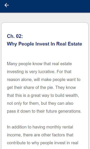Real Estate Investing For Beginners 4.0 Screenshots 11