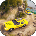Offroad Taxi Driver 3D: Real Taxi Sim 2019 icon