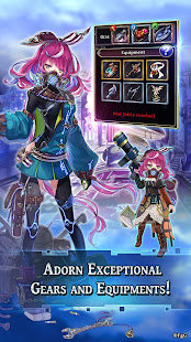 Hack Game THE ALCHEMIST CODE apk free
