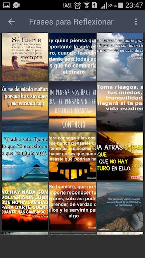 Frases para Reflexionar Screenshots 6