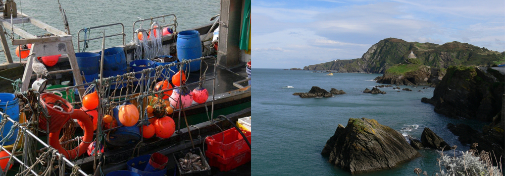 While on holiday in Devon be sure to explore the beautiful town of Ilfracombe. It has been popular since the Victorian era due to its small town charm.