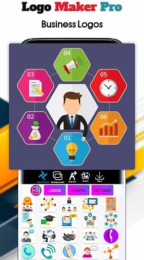 Logo Maker 2020- Logo Creator, Logo Design 1.1.3 Screenshots 5