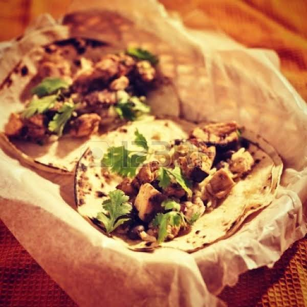 Spicy Soft Shell Chicken Tacos, Iris Recipe