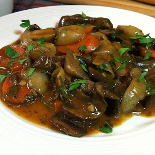 Pressure Cooker Mushroom Recipes