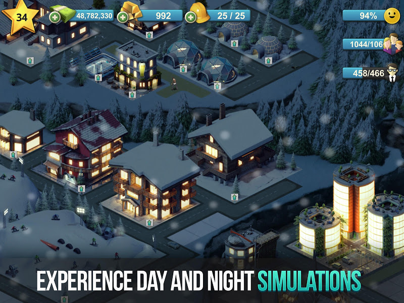 City Island 4- Simulation Town: Expand the Skyline Screenshot 9