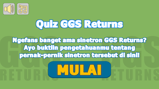 Kuis GGS Returns