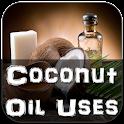 Coconut Oil Uses icon