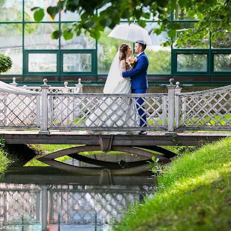 Wedding photographer Aleksandra Kashina (AleksandraKa). Photo of 07.10.2017