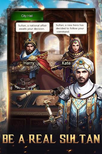 Clash of Sultans cheat screenshots 2