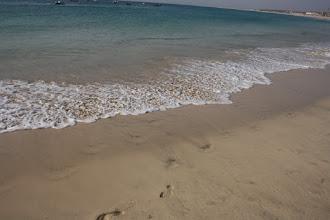 Photo: Runt 20 grader i vattnet säkert lite mer.